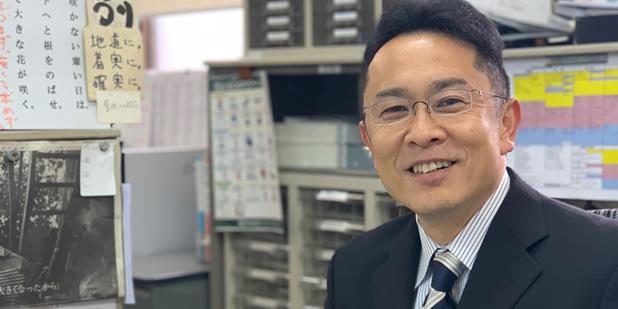 大阪のマンション・戸建て・店舗・事務所の増改築及びリフォームを専門に行うアルファリフォームの代表取締役の前田 陽太(まえだ ようた Youta Maeda)の代表挨拶です。