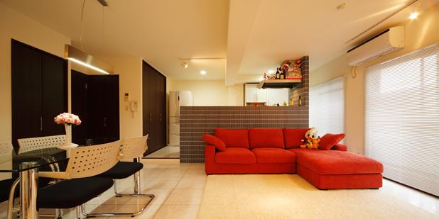 大阪のマンション・戸建て・店舗・事務所の増改築及びリフォームを専門に行うアルファリフォームの会社概要ページです。