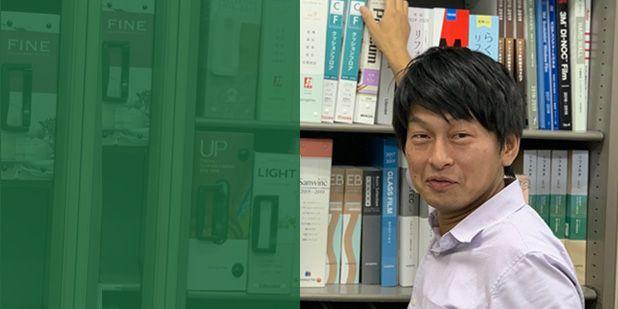 アルファリフォーム 企画開発営業部 課長代理 川元 亮(Ryou Kawamoto)のスタッフインタビュー