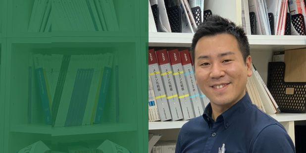 アルファリフォーム 企画開発営業部 水戸 佑介(Yuusuke Mito)のスタッフインタビュー