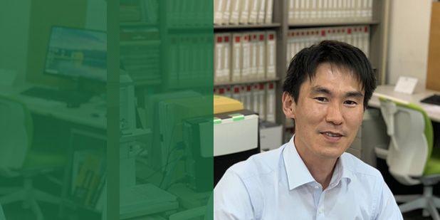 アルファリフォーム 企画開発営業部 課長代理 内田 岳史(Takefumi Uchida)のスタッフインタビュー